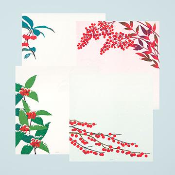 ミドリ 「紙シリーズ」冬