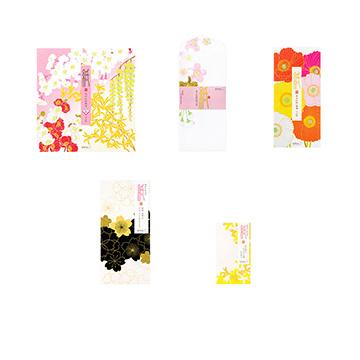 ミドリ 「紙シリーズ」春